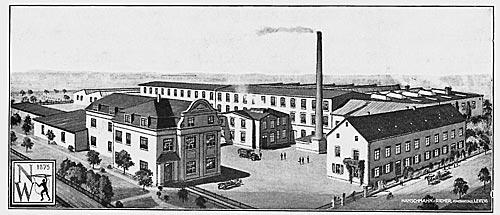 fabrik_historie_01 Altes Fabrikgelände der Firma Nicolaus Weber GmbH & Co. KG